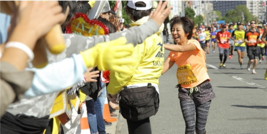 第7回大阪マラソンチャリティーランナー募集!のイメージ